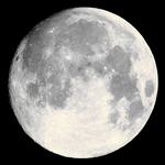 Supermoon 2013 by L-Spiro