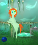 AT: Lily by GhostOfChristmasLost