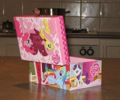 Pony Jewellery Box: Side B by CheerBearsFan