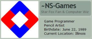 The Original NS-Games ID by NS-Games