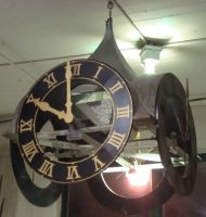 STLCM Clock by M3-Productions