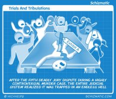 Trials And Tribulations by schizmatic