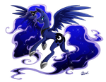 Princess of the Moon by MingRaine