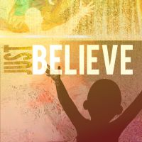 Just Believe CD Cover Cncpt 4 by madetobeunique
