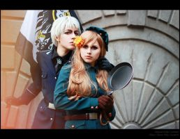 APH - Hungary and Prussia 02 by Megane-Saiko