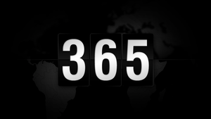 CNN's 365, Titlecard by clindhartsen