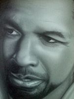 Denzel Washington by StevePencilPortraits