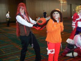 CTCon09 - GRELL KILLED KENNY by hagane-no-sakura