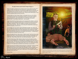 Rust ~ The Quiet Life of Charles Douglas Pringle by CeeAyBee
