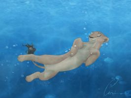 Under The Sea by Takadk