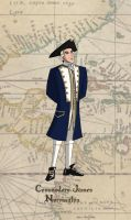 Commodore James Norrington by AntVar