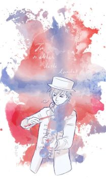 [APH Norway] Yes, we love this country by Enbi-to-Miruku