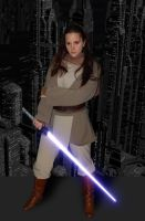 Once a Jedi... by DistantDream