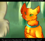 Thunderclan? by GreeneFlygon