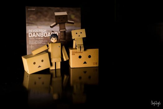 Danboard and Mini Danboard by morrigan-erinyes