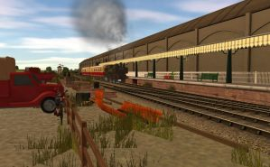 The Bay Platform by Caledonian812