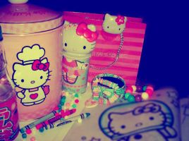 hello kitty obsseion by brittiefacex3