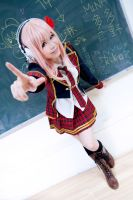 Cosplay-Idol Sonico by neiyukina