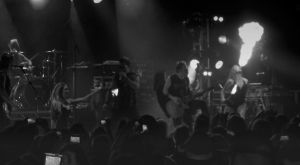 Fozzy At Hard Rock Hell 6 by Dave-M