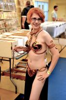 Slave Leia by JHussey92