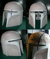 Boba Fett armor update 7 by ZacicVolkshed