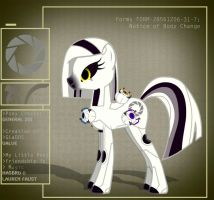 MLP: FiM-GLaDOS_ by Chaos28561