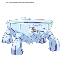 My Favorite Ice Type 2014- Avalugg by GeneralGibby