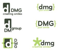DMGroup Logo Concepts 2 by Concept-X