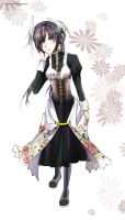 Symphoria Halloween Event: Maid Costume by NagisaFelicia