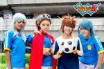 Inazuma11: Inazuma Japan by Junez-chan