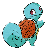 Squirtle WWS by the19thGinny