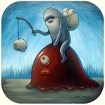 The Bloby-blob Rider by samowel