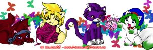 Majestic-Kittens by Dr-Innocentchild