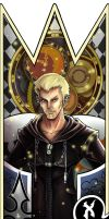 Luxord - the Gambler of Fate by moogle-O-d00mage