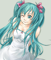 Another Miku lol by ButtercupBabyPPG
