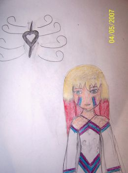 OSR OC Keeper of the Heart by SunSationGal07