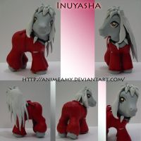 Inuyasha Pony by AnimeAmy