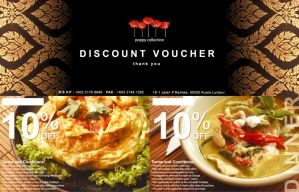Voucher-Poppy Collection by JinFei
