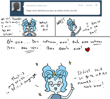 Magic Anon 1: Name Your Crush by AskSpiritPrincess