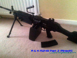M249 With Box Mag by Luckymarine577