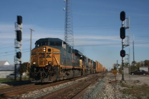 CSX Pan Pace by DragonWolfACe