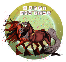Happy New Year .. or such.. by Astralseed