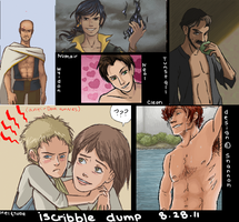 iscribble dump 2 by prismageek