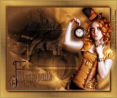 The Future is Steampunk by CrazyFantasy71