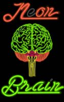 Neon Brain by GrinFaction