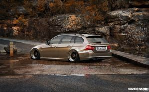 BMW 3 Series Sport Wagon by ATC-Design