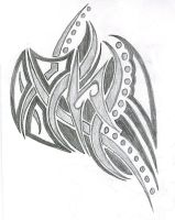 Tribal 1 by mental-case19