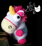 Agnes unicorn from despicable me by fayettedream