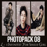 +PhotoPack 08 _ L [INFINITE] by ArianaMoya