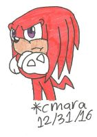 They call me Knuckles by cmara